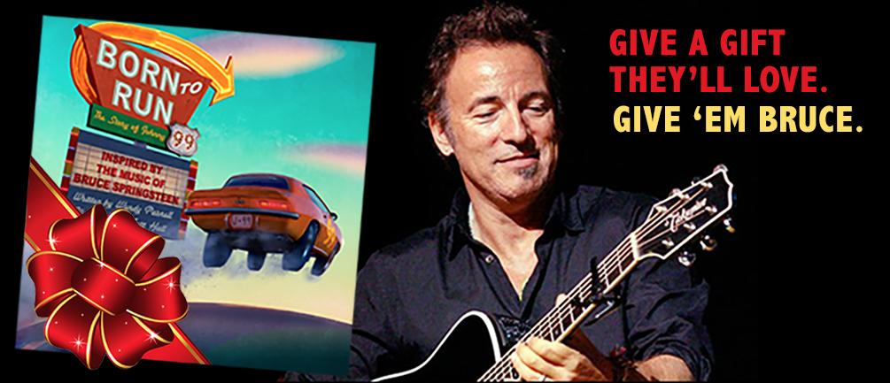 Give 'em Bruce Springsteen